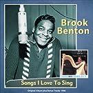 Songs I Love to Sing (Original Album With Bonus Tracks 1960)