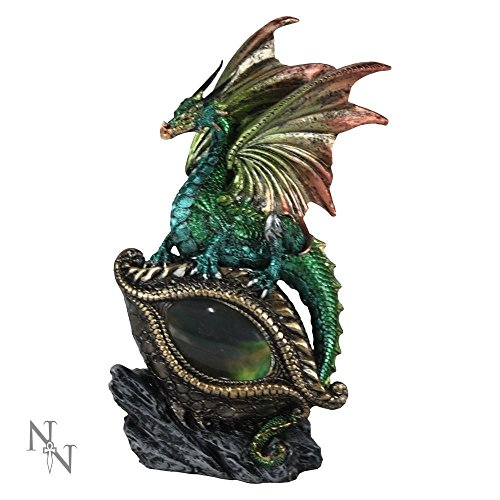 Nemesis Now - Decorative figure of green eye of the dragon - 21 cm - u2023 F6 - New