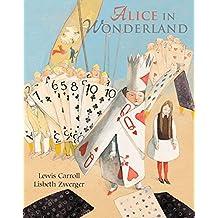 Alice in Wonderland (minedition minibooks) by Lewis Carroll (2016-04-01)