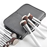 qcbc Simple Elegante Make-up-Pinsel-Set Augenbrauen-Pinsel Lippen Pinsel Set Creative Geschenke