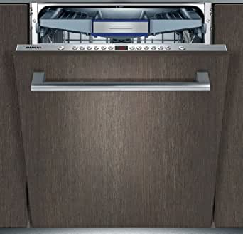 Siemens iQ500 SN66M098EU speedMatic Vollintegrierter Geschirrspüler / Einbau / A+++ / 14 Maßgedecke / Zeolith®-Trocknen / VarioSpeed / AquaStop