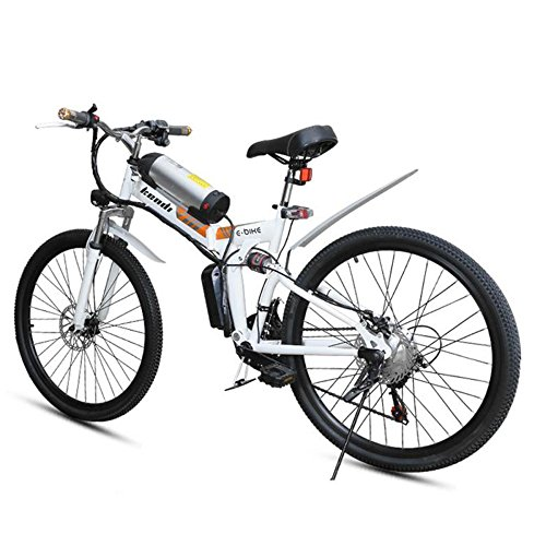 51GyN72 8xL. SS500  - GTYW, Electric, Folding, Bicycle, Mountain, Adult Moped, Mountain Electric Car, 26-inch Smart Electric Car, 36V 250W, Rear Engine, 110km Long Battery Life, Lithium-ion Battery