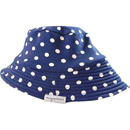 Mayoparasol - Collection Marinella - Chapeau anti UV - fille 0-3 ans