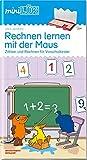 miniLÜK-Übungshefte / Vorschule: miniLÜK: Rechnen lernen mit der Maus: Einfaches Zählen und Rechnen für Vorschulkinder - Heinz Vogel