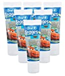 6X Oral-B Stages 3 Disney Cars Childr...
