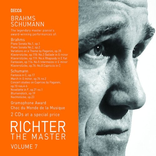 RICHTER The Master, Volume VII