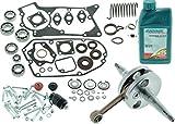 Komplettset Motorregeneration S51 KR51 SR50 Kurbelwelle Simmeringe Dichtungen