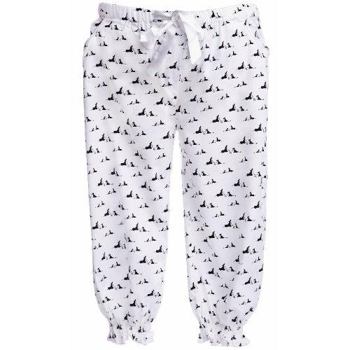 MaybeBlu Sleepwear - Ensemble de pyjama -  Femme Blanc Blanc Blanc - Pooch