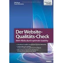 Der Website-Qualitätscheck