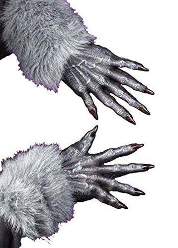 Halloween grau Werwolf ()