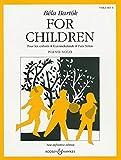 For Children Volume 1 - Piano