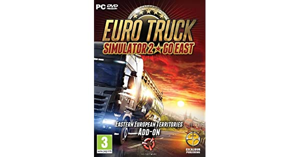 Go East - Euro Truck Simulator 2 Add On (PC DVD): Amazon co