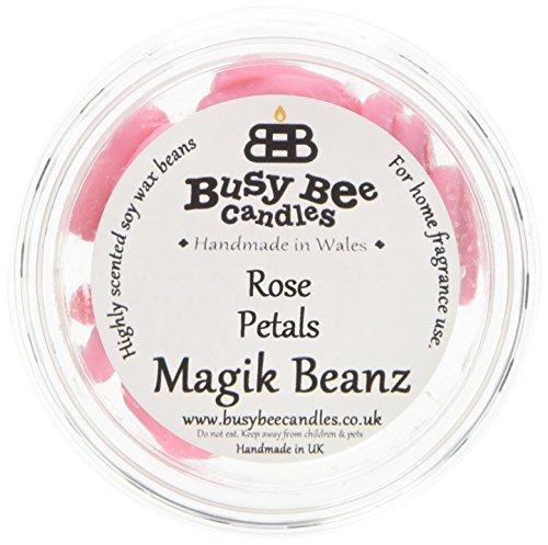 Scheda dettagliata Busy Bee Candles , Motivo: Petali di Rose Magik Beanz, Colore: Rosa, Confezione da 6