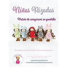 Niñas Rizadas: Patrón de amigurumi en ganchillo