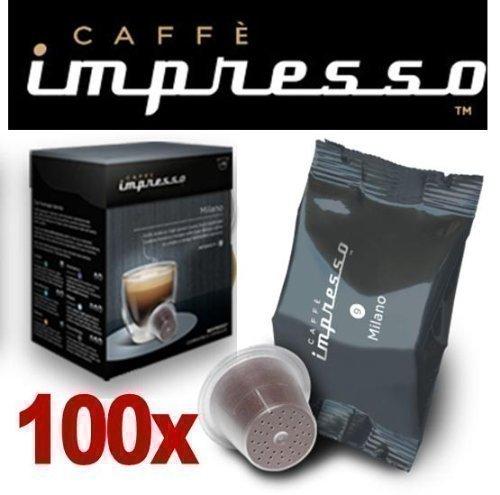 caffe-impresso-nespresso-compatible-capsules-cafe-espresso-pods-milan-x100