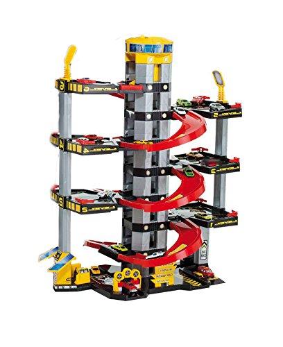 Moltó - Garaje de juguete de 7 plantas