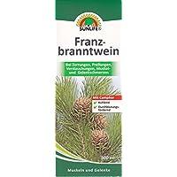 Sunlife Franzbranntwein gegen Zerrungen, Prellungen, Verstauchungen, Muskel + Gelenkschmerzen 500 ml preisvergleich bei billige-tabletten.eu