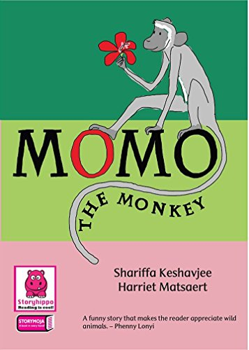 Momo The Monkey (English Edition) eBook: Keshavjee, Shariffa ...
