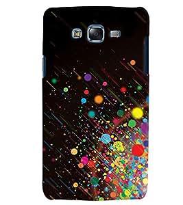Citydreamz Colorful Dots/Lights Hard Polycarbonate Designer Back Case Cover For Samsung Galaxy J2 Pro