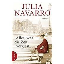 Alles, was die Zeit vergisst: Roman (German Edition)