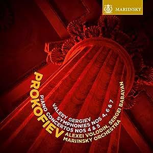 Prokofiev: Symphonies Nos. 4, 6 & 7, Piano Concertos Nos. 4 & 5