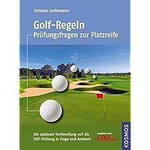 Golf-Regeln: Prüfungsfragen bis zur Platzreife
