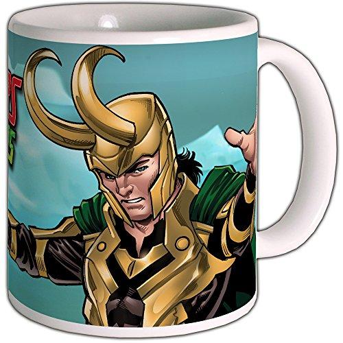 sémic–smug151–Tazón Avengers Villains–Loki