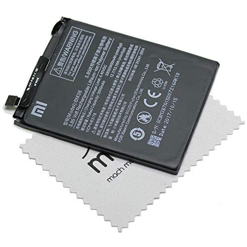 Batería para Xiaomi Original BM3B para Xiaomi Mi Mix 2 con paño mungoo
