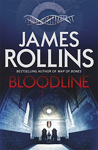 Book cover for Bloodline