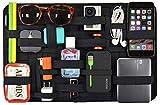 COCOON - GRID-IT! | Organizer | Custodia Portaoggetti e Utensili| Portadispositivi iPod, iPhone, Blackberry | 9.625' x 15.125' | 480 g - Nero