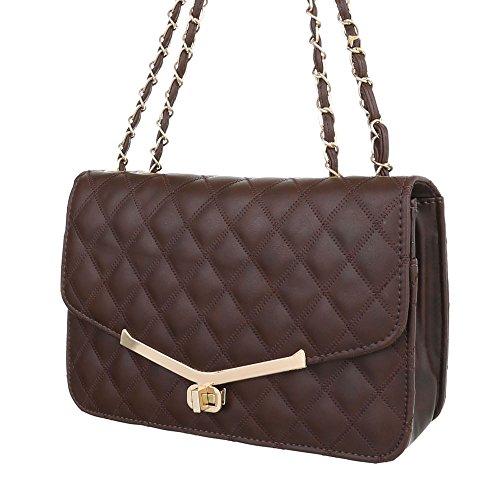 Taschen Handtashe Abendtasche Braun