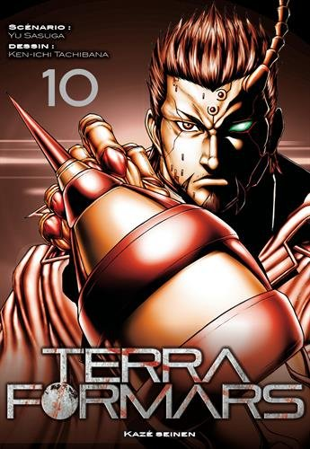 Terra Formars Edition simple Tome 10