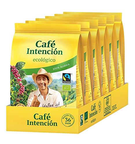 Bio Transf.Cafe Eco.Pads 36x7g Inhalt: 6 BT