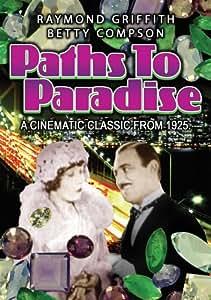 Paths to Paradise [DVD] [1925] [Region 1] [US Import] [NTSC]
