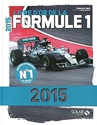 Livre d'Or de la Formule 1 2015