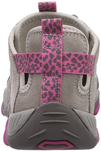Lurchi Chilly Mädchen Sneakers Grau (lt.grey 27)