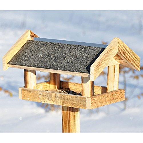 Preisvergleich Produktbild Bløkhus - Original Vogelhaus im dänischen Design, 115cm hoch, 28cm lang, 35cm breit!