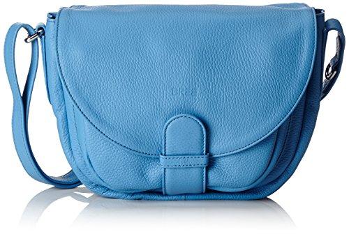BREE  Lady Top 2, Sacs portés main femme Bleu - Blau (riviera 230)
