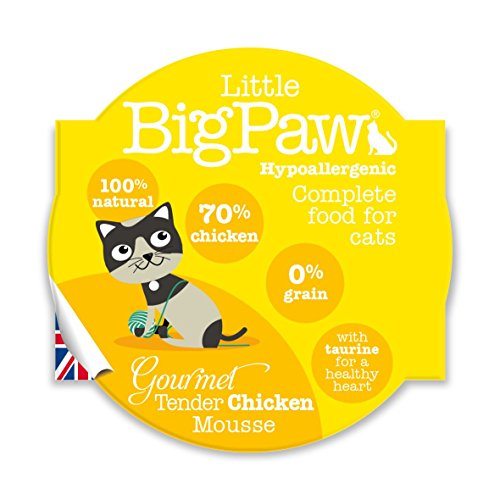 little-big-paw-gourmet-tender-chicken-mousse-85-g-pack-of-8