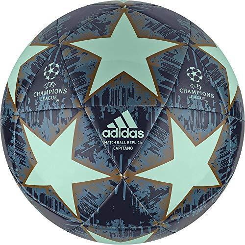 adidas Herren Finale 18 Capitano Fußball, Clemin/Ngtcar/Rawdes, 5 -