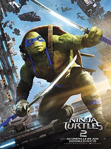 Ninja Turtles + Ninja Turtles 2 [+ Bonnet Tortue Ninja] [Import italien]