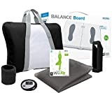 Wii Balance Board + Wii Fit + Trainings Pack (farbig sortiert)
