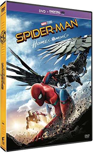Spider Man - Homecoming [DVD]