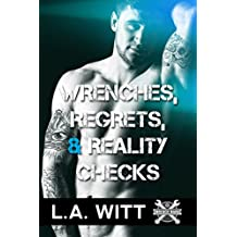 Wrenches, Regrets, & Reality Checks (Wrench Wars Book 3) (English Edition)