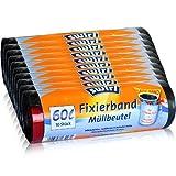 10x Swirl Fixierband Müllbeutel 60L ( 10 stk/Rolle )