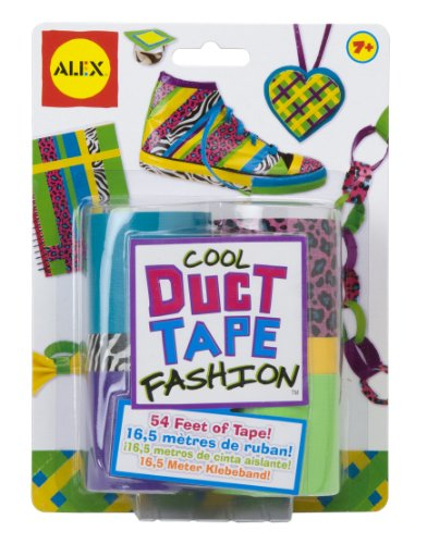 Alex Toys Yourself tragen Cool Duct Tape Fashion (Duct Tape Fashion Cool)