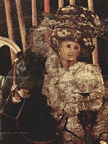 Lais Puzzle Paolo Uccello - Trois peintures pour la la la Bataille de RoFemmeo, L'intervention de Micheletto da Cotignola 1000 Pieces 4215f3