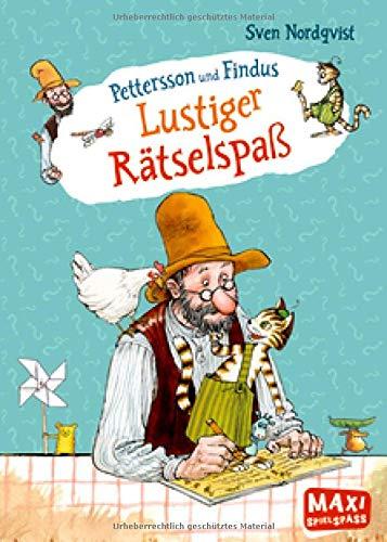 Pettersson und Findus: Lustiger Rätselspaß
