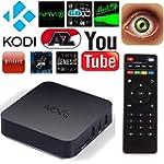 TONBUX MXQ Smart TV Box (Amlogic S805...