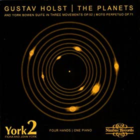 The Planets - Suite for Large Orchestra, Op. 32: Mercury, the Winged Messenger